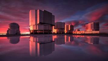 eso's very large telescope upgrade aids hunt for habitable exoplanets