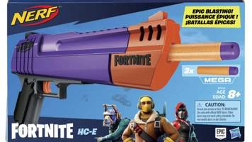 Exclusive: New Nerf 'Fortnite' Guns Are Kid-Friendly Firearms
