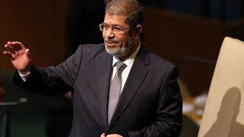 Former Egyptian President Mohammed Morsi Dies After Court Session