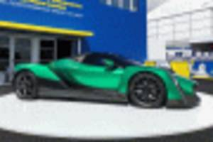 updated dendrobium d-1 electric hypercar debuts at le mans