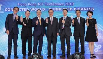 Hong Kong IoT Conference 2019 Connected World Connected Business - Introducing New Solutions and Course to Construct IoT Ecosystem