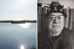 Updates: Rescue team searching lake near Conkers for missing man
