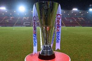 Manchester United and Liverpool to enter young sides in Checkatrade Trophy