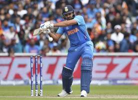 cricket world cup matchday 18 – rohit sharma shines for india