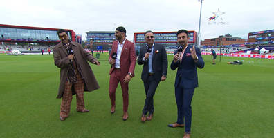 ranveer singh turns into a sports presenter for the india-pak clash at old trafford