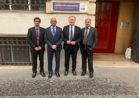 mahe signs agreement with cmi and the figure network, france