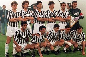 the quality angelo alessio showed in the juventus dressing room that convinced team-mates he'd be a top manager
