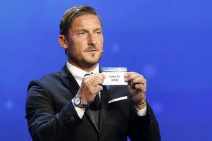 what time is the champions league draw and celtic's five potential opponents