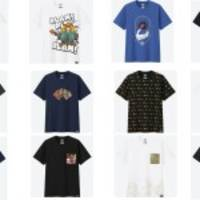 uniqlo ut line of blizzard t-shirts launches today