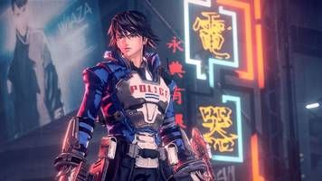 Cyberpunk Switch exclusive Astral Chain started as a fantasy game