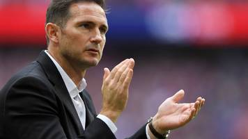 no chelsea approach for lampard - derby chairman morris