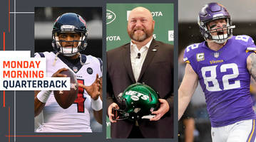 the jets got their man. what now for gm joe douglas and gang green?
