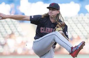 Clevinger's return spoiled by Rangers, Indians fall 7-2