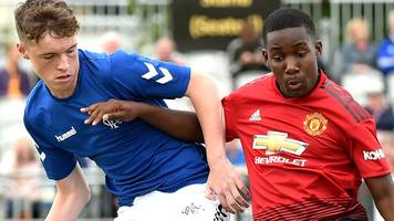 Super Cup NI: Rangers and Manchester United Under-21s to play youth tournament opener