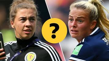 Women's World Cup: Pick your Scotland XI to face Argentina