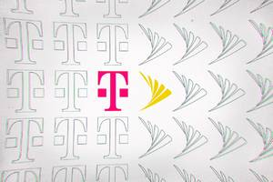 t-mobile and sprint are reportedly nearing a deal with dish to save their merger