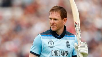 England v Afghanistan: Eoin Morgan says 71-ball 148 was beyond his wildest dreams