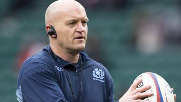 no disconnect between scotland & lions, says gregor townsend