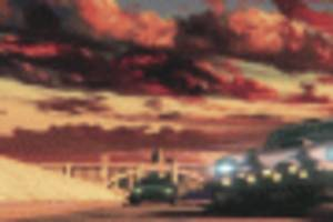 first teaser trailer for netflix animated fast & furious series released