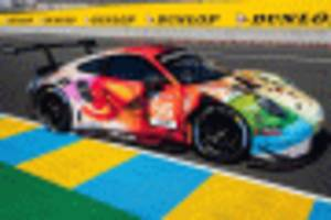 ford gt disqualified following le mans victory, porsche customer team crowned winner