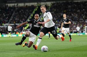 Former Derby County striker 'set to stay' at Burnley despite Leeds United link