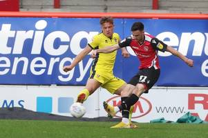 forest green rovers sign former wolverhampton wanderers, newport county and morecambe striker