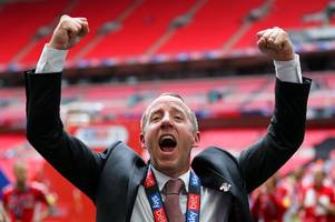 championship newboys charlton perform u-turn and agree new contract with lee bowyer