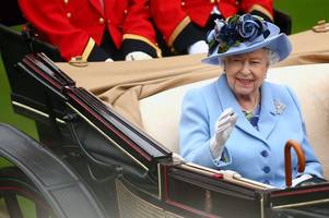Why Meghan Markle was not at Royal Ascot with the Queen and Kate Middleton