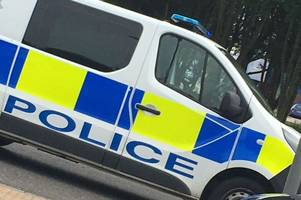 man, 32, named and charged after dramatic police pursuit on a16