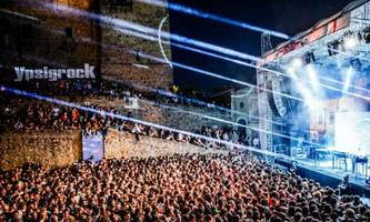 fontaines dc, spiritualized, the national for ypsigrock 2019