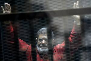 mohammed morsi: egypt faces pressure over death during trial of ousted leader