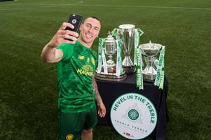 scott brown insists celtic fans shouldn't worry about lack of transfer activity as he backs neil lennon to get it right