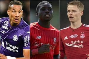 transfer news live as rangers and celtic plus hibs, hearts and aberdeen make signings