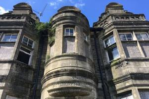 derelict grand house will become a centre for rape and sex abuse survivors