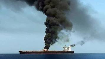 gulf of oman tanker attacks: what we know