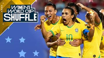Women's World Cup 2019: All the goals as Marta makes history, Kerr hits four & Jamaica celebrate