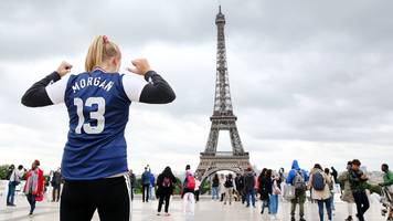 women's world cup: in search of a major tournament in paris