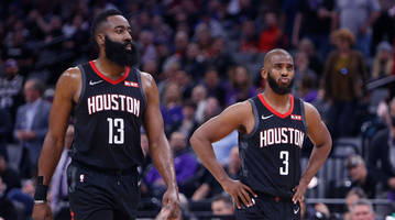 Report: Relationship Between Rockets' Chris Paul and James Harden Is 'Unsalvageable'