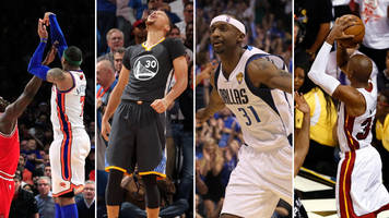 the best of 'bang!': mike breen's 10 best 'bangs' of the decade
