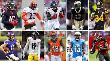 the nfl's top 10 wide receivers for 2019 | the mmqb nfl podcast