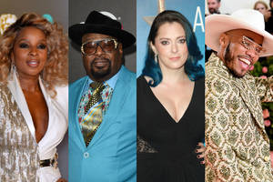 Mary J Blige, George Clinton, Rachel Bloom, Anderson Paak Board Universal's 'Trolls World Tour'