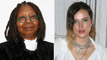 Bella Thorne: Whoopi Goldberg's naked photo comments 'disgusting'