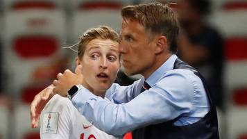 england style of play is non-negotiable - phil neville