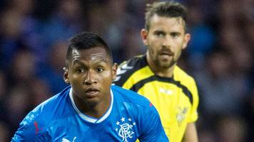 rangers could face progres rematch, kilmarnock may take on partizan