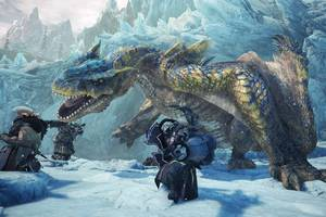 monster hunter: world is capcom's best-selling game — and it's about to get even bigger