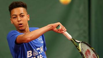 british teenager jubb eyes more success - and a wimbledon wildcard - after ruling usa