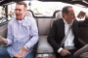 comedians in cars getting coffee season 11 coming july 19