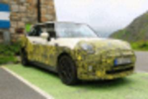 electric mini hardtop to debut july 9