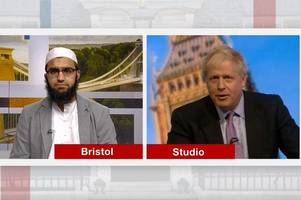 nicky campbell apologises for imam's 'disturbing' comments