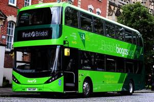 First Bus give away hundreds of free tickets to mark launch of 77 new gas buses